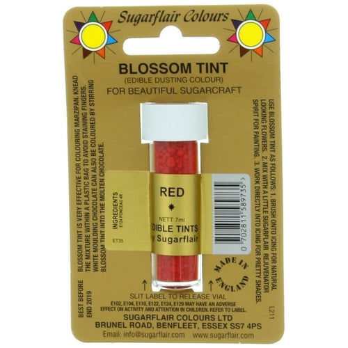 Blossom Tint Red
