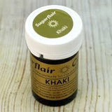 Khaki SugarFlair Gel paste