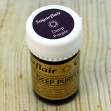 Deep Purple SugarFlair Gel paste