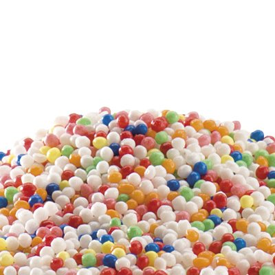 Dekora Multicoloured Mini Pearls 1.5kg Sprinkle