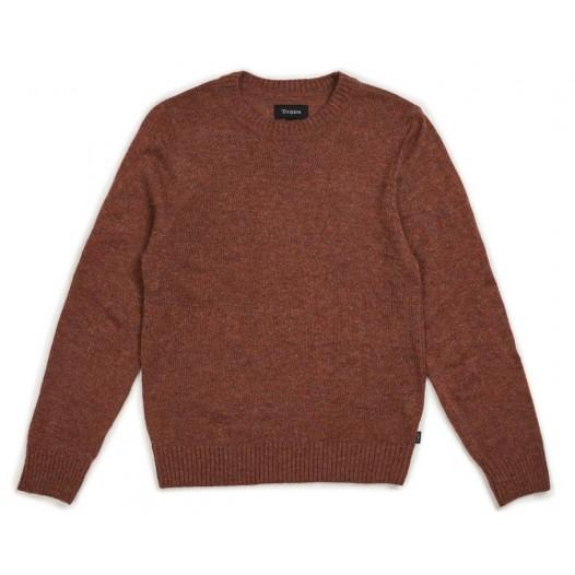 WES SWEATER - Clay