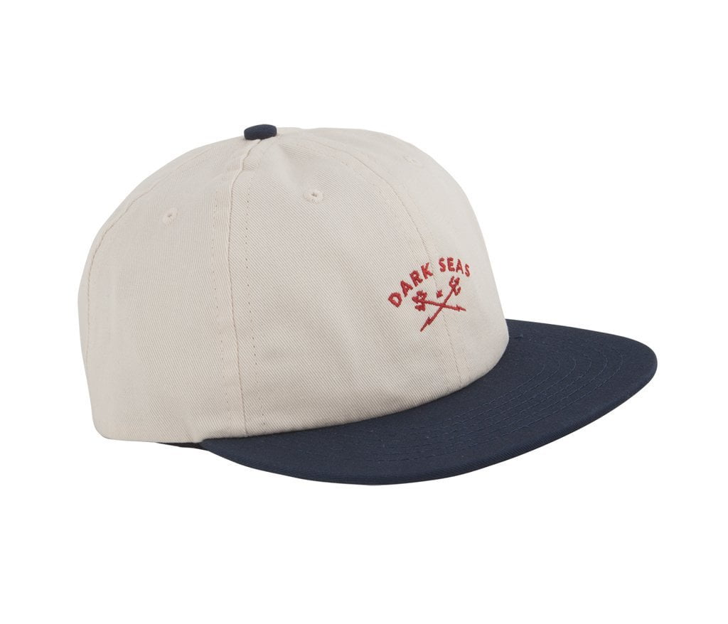 Marooner Hat - White/Navy
