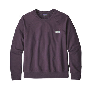 Pastel P-6 Label Ahnya Crew Sweatshirt - Piton Purple