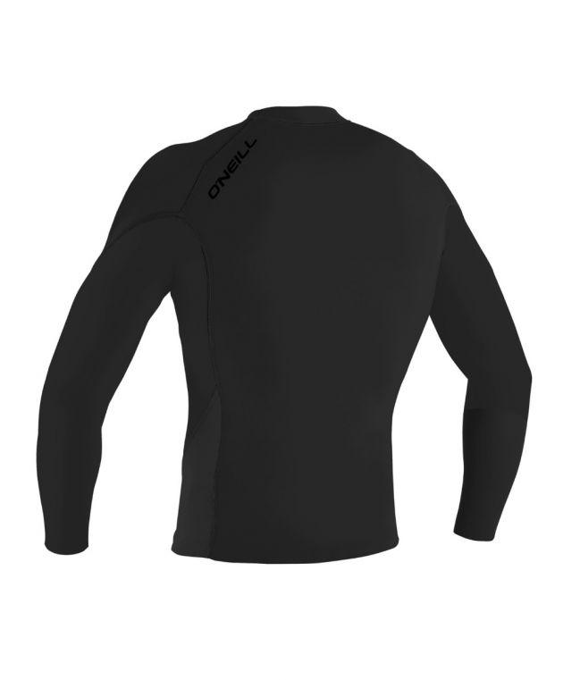Superfreak L/S Crew 1mm - Stealth Black