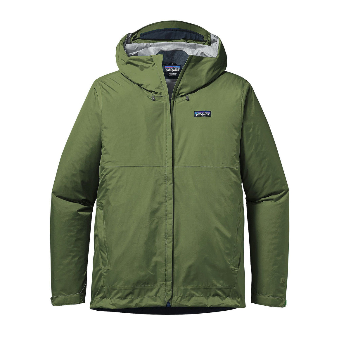 Mens Torrentshell Waterproof Jacket - Buffalo Green