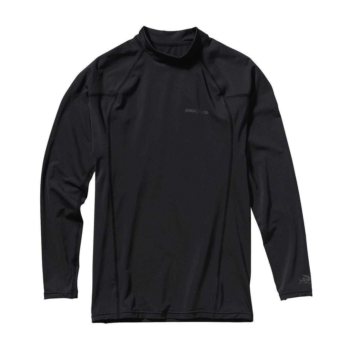 Long Sleeve R0 Top - Black