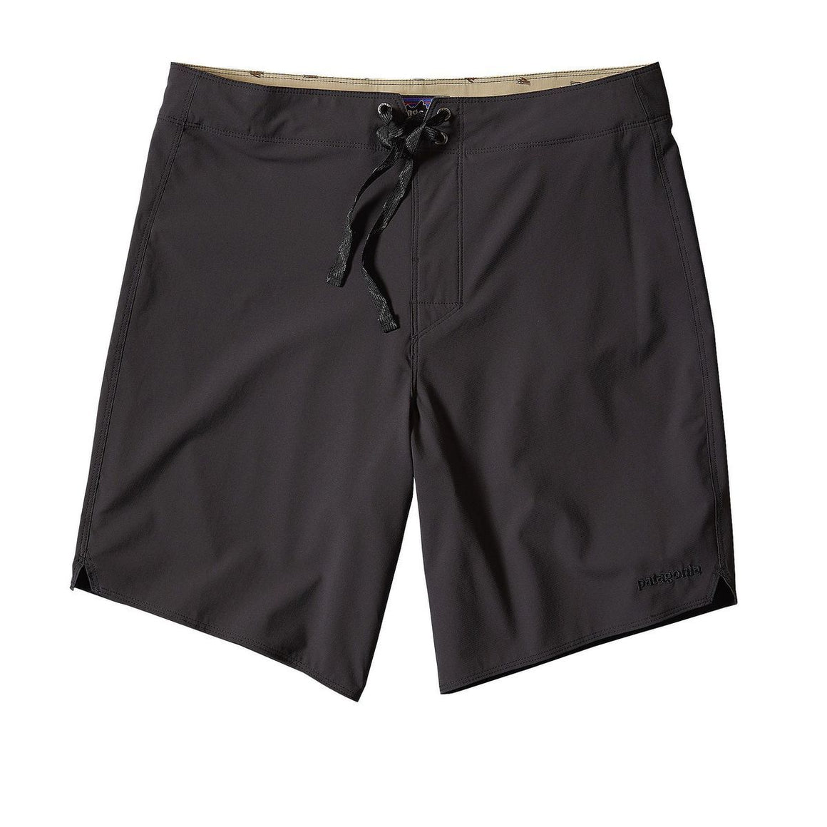 "Light & Variable® Boardshorts - 18"" Ink Black"