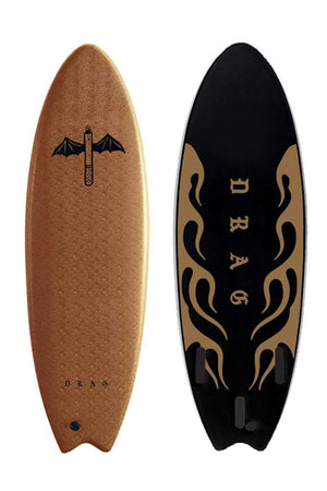 DART 5'6 Thruster Metallic Copper