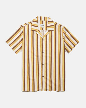 Havana Nights SS Shirt - Honey