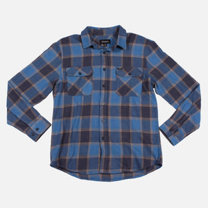 Bowery Flannel - Blue