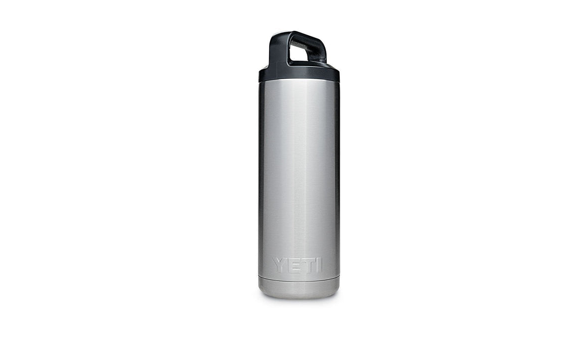 18 Oz Bottle - Stainless Steel