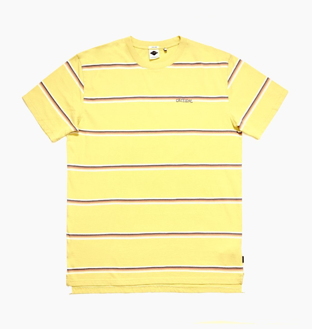 Bias Tee Cob Yellow