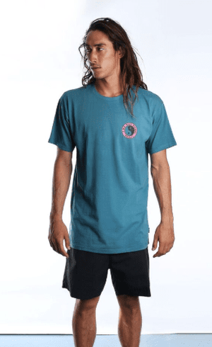 OG Logo T-Shirt Washed Turq