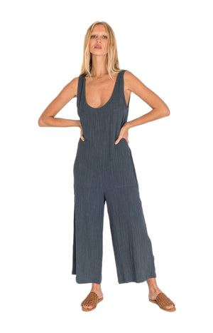Charley Jumpsuit Charcoal