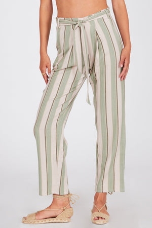 Bay Bay Pant - Palm Green