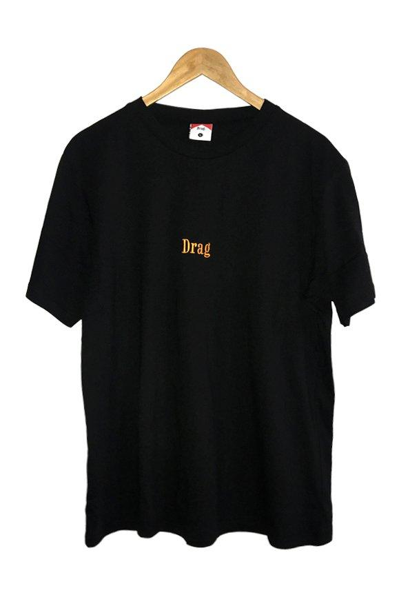 Marlboro Embroidered Tee - Black