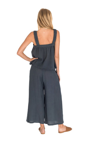 Poppy Pant - Charcoal