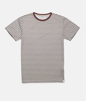 Everyday Stripe - Classic Brown