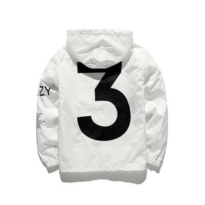 Limited Edition Y-3 Windbreaker Jacket Yeezus Tour