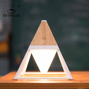 GX.Diffuser Mini Art Deco Waterproof LED Lamp Eye Protection Light Desk Table Lamp Dimmable Ouch Switch Table Lamp Study Lamp - Venturi.Store