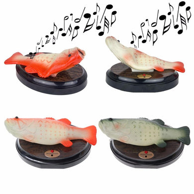HBB Singing And Dancing Fish Toy Novelty Gag