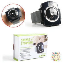 Snore Stopper - Anti Snoring Wristband Watch
