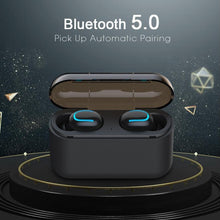 Bluetooth 5.0 Earphones TWS Wireless Headphones Bluetooth Earphones