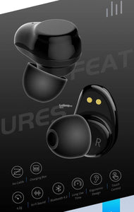 ROCKSPACE EB30 TWS Bluetooth Touch Control Wireless Earbuds - Venturi.Store