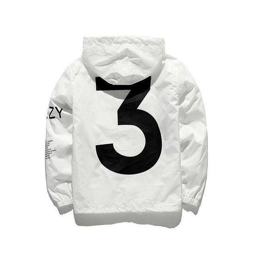 Fashion Y-3 Windbreaker Jacket Yeezus Tour - Venturi.Store