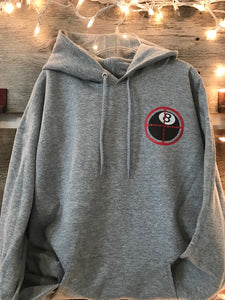Sharp Shooter Eight ball Hoodie