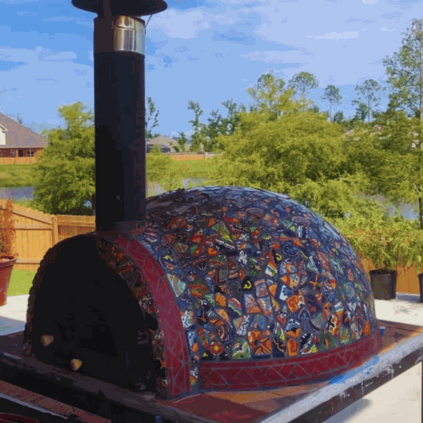 Pizza Model - Summer 2020 - Dome Ovens®