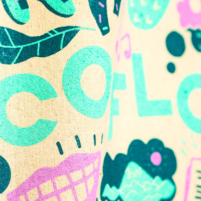 Cocofloss Tote Bag
