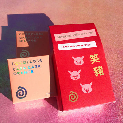 Cocofloss 8-Piece Prosperity Pack