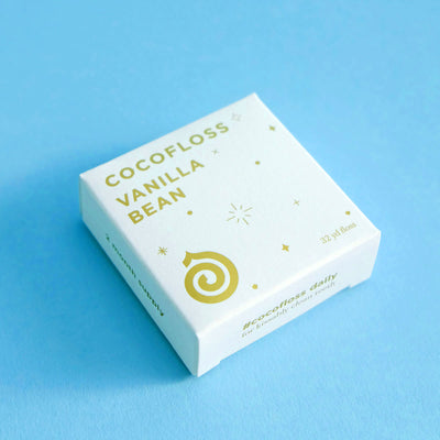 Vanilla Bean Cocofloss Dental Floss
