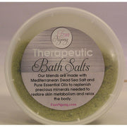 Therapeutic Bath Salts - Time Gods