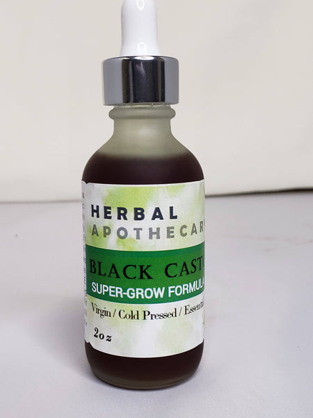 Super Grow - Black Castor Oil - Time Gods