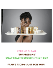 Keep Me Clean Soap Stacks Subscription Box