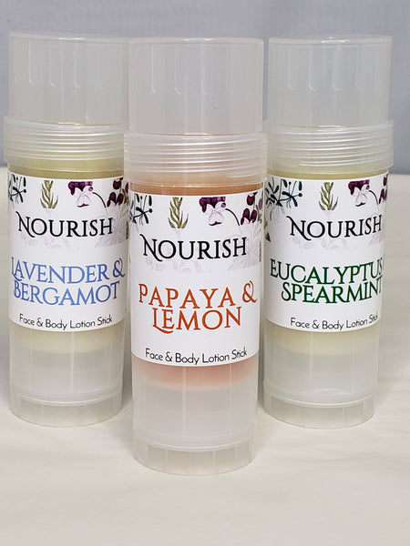Nourish Face & Body Lotion Stick - Time Gods