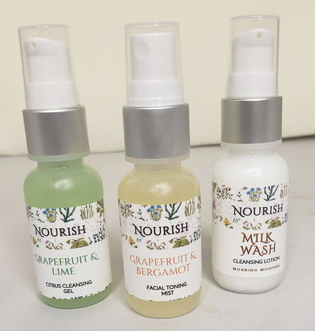 Nourish Face & Toner Skincare - Time Gods