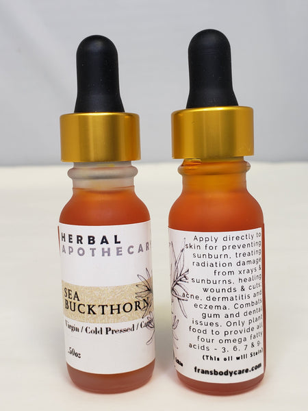 Sea Buckthorn Oil - Time Gods