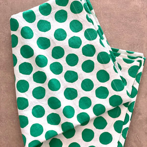 Polka Dot in Green Runner