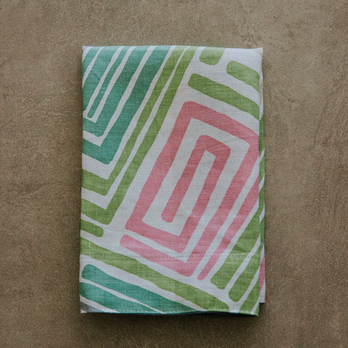 Limited Release Warna-Warni Napkin -  SET OF FOUR
