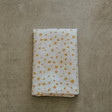 Pebble Print in Yellow Napkin - SET OF FOUR