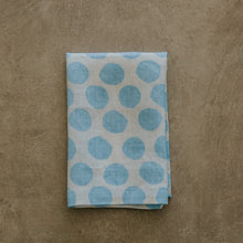Polka Dot in Blue Napkin - SET OF FOUR