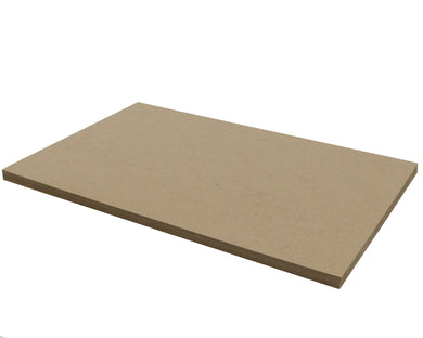 25 Sheets Chipboard 11 x 17 inch - 22pt (point) Light Weight Brown Kraft Cardboard Scrapbook Sheets & Picture Frame Backing Paper Board