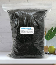 Crinkle Cut Paper Shred Filler (1 LB) for Gift Wrapping & Basket Filling - Black | MagicWater Supply
