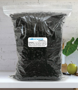 Crinkle Cut Paper Shred Filler (1/2 LB) for Gift Wrapping & Basket Filling - Black | MagicWater Supply