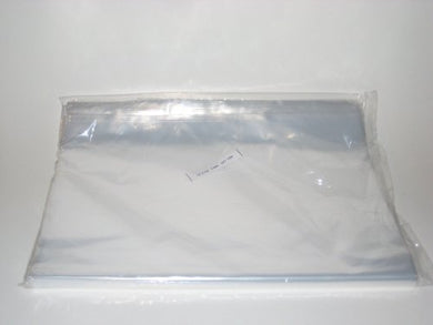 200 Pack MagicWater Supply 8x12-2 mil Clear Plastic Flat Open Poly Bag