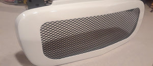 Mesh custom filler plate corvette c5