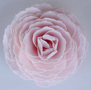 A'marie's Bath Flower Shop - Day in Paris Peony Petal Soap Flower